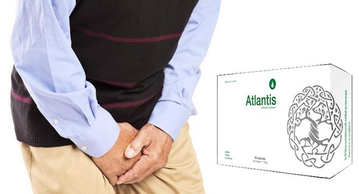 Atlantis จากต่อมลูกหมากอักเสบ: เป็นผลิตภัณฑ์จากธรรมชาติ 100% ที่สามารถฟื้นฟูสุขภาพให้กับต่อมลูกหมากได้!