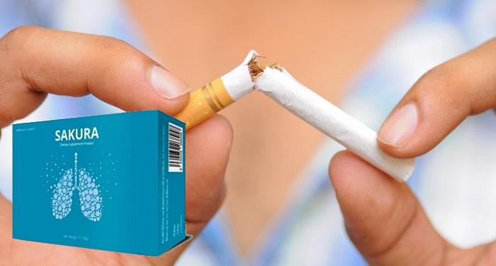 Sakura จากข้องเกี่ยวกับอาการติดนิโคติน: เลิกบุหรี่ได้ภายใน1คอร์สการรักษา!
