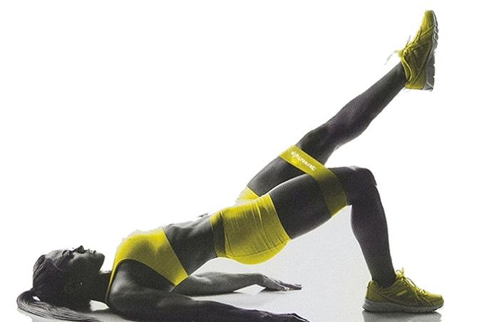 Flex Fit ยางยืดออกกำลังกาย: กลายเป็นเจ้าของฉูดฉาดน้อยคิดนะ!