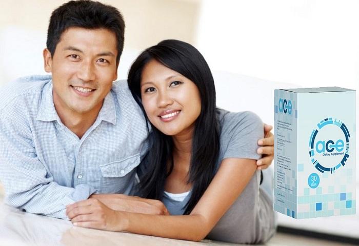 ACE สำหรับผู้ชายพลังงาน: ช่วยให้พร้อมต่อกิจกรรมได้มากถึง 2-3 ครั้งต่อวัน!