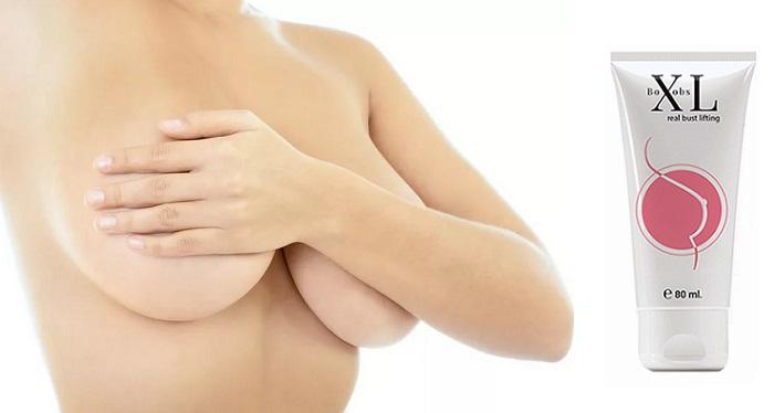 Boobs XL สำหรับสวยงามน่าเสียดายหน้าอกพวก: เห็นผลภายใน 1 สัปดาห์!