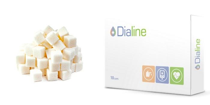 Dialine จากโรคเบาหวาน: รับประกันความเสถียรของระดับน้ำตาลในเลือด!
