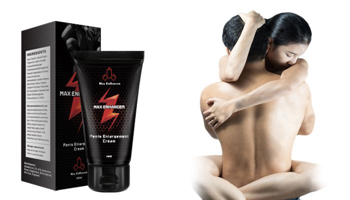 Max Enhancer: ผลิตภัณฑ์เพิ่มขนาดและความแข็งแกร่งให้อวัยวะเพศชาย