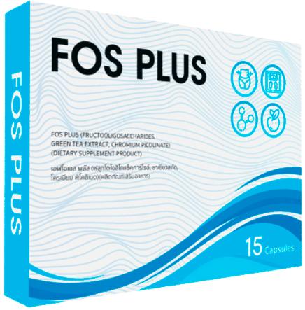FOS Plus: น้ำหนักลดถึง 10-12 กก.ต่อเดือน