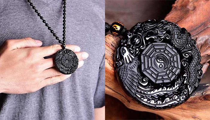 Black Amulet Phoenix & Dragon: เครื่องรางที่นำมาซึ่งโชคลาภ ความร่ำรวย สุขภาพดี และความรัก