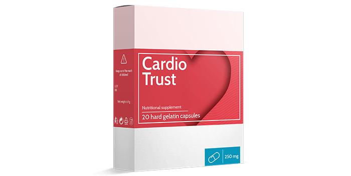 CardioTrust: ทำให้ความดันโลหิตเป็นปกติหลังจบหนึ่งคอร์ส