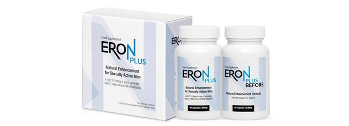 Eron Plus สำหรับความแรง: มีเพศสัมพันธ์ได้ยาวนานขึ้นถึง 30 นาที