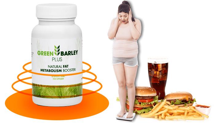 Green Barley Plus สำหรับการสูญเสียน้ำหนัก: ช่วยเผาผลาญไขมัน