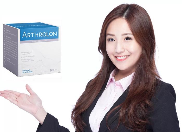 ARTHROLON สำหรับข้อต่อ:ได้ผลดีชะงับความช่วยเหลือขอของคุณข้อ!