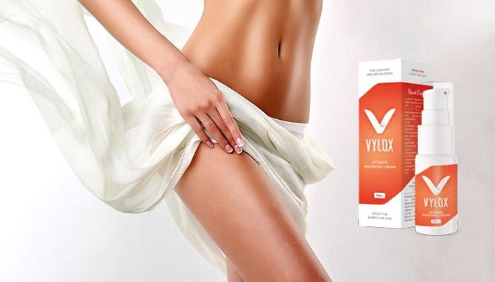 Vylox ครีมผิวกระจ่างใส: จุดซ่อนเร้นกระจ่างใส
