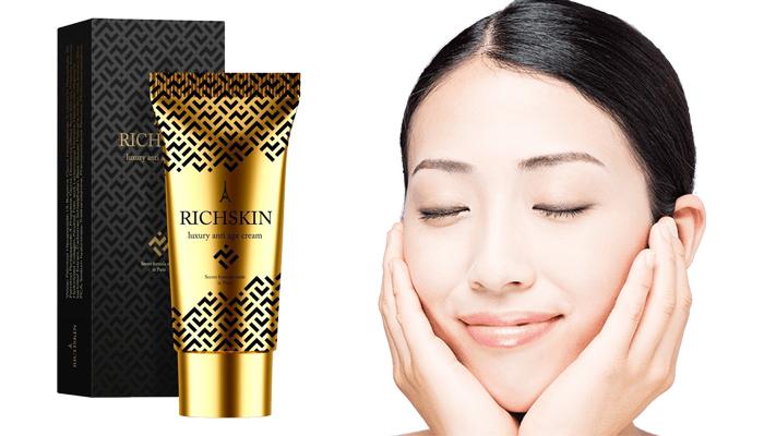 Rich Skin ต่อต้านริ้วรอย: หนทางเร่งด่วนเพื่อช่วยผิวของคุณ