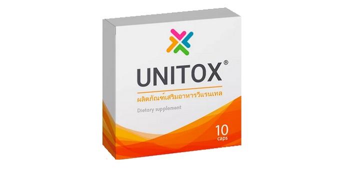 UNITOX จากปรสิต: ช่วยกำจัดปรสิ ตออกจากร่างกาย!