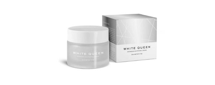 WHITE QUEEN สำหรับสีขาวผิวหนัง: มีส่วนช่วยในการปรับสีผิวให้ขวาสว่างขึ้น!